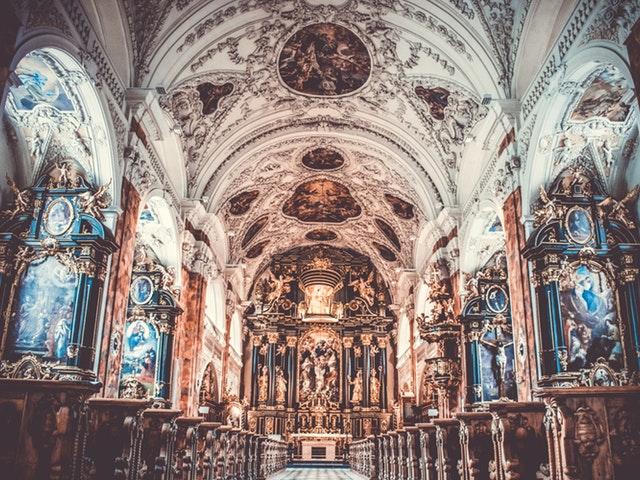 Sixtinska kapellet i Vatikanstaten